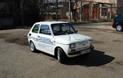 Първият в Казанлък електромобил FIAT 126 P