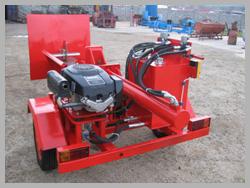 Машина за разцепване на дърва МС 7-54 ВХ